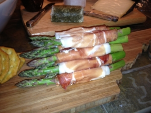 Easy Apps Asparagus